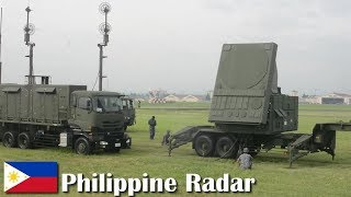Finally! The Air Defense Radar for the Philippine Air Force was completed by IAI Elta Systems