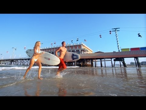 Daytona Beach - While many go to Daytona Beach for speed, insiders know Daytona's beaches, dining, and attractions make it a place to return to year after yearTo view over 1...