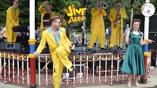 JiveSwing Jazz Festival 2017 Cassiobury Park Bandstand Watford 4K