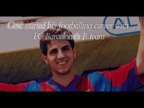Biografia de Cesc Fabregas