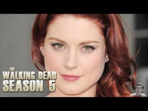 cast - The Walking Dead Dead Season 5 and 6 - Alexandra Breckenridge Cast! Alright what's going on guys it's Trev back again here to bring you another video. In this one I will be giving my thoughts...