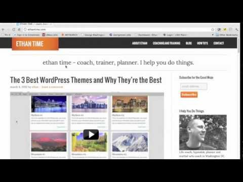 The 3 Best WordPress Themes and Why They're the Best