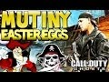 "MUTINY EASTER EGGS ""Cod Ghosts"" Rorke Torture Chamber, Captain Hook (INVASION DLC)"