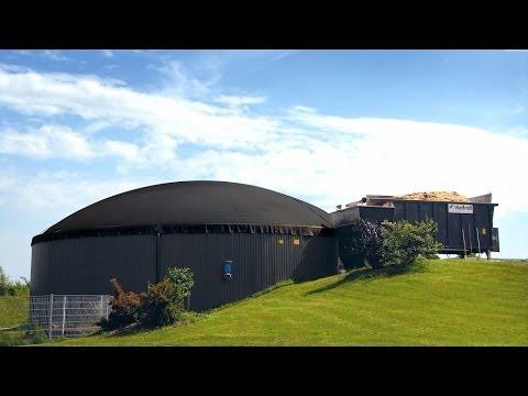 Funktion und Aufbau einer Biogasanlage - agriKomp