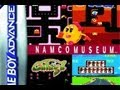 Cgrundertow Namco Museum For Game Boy Advance Video Gam