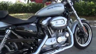 4. 2014 Harley Davidson Sportster Superlow for sale