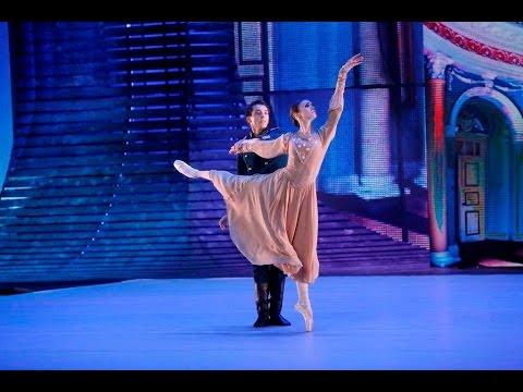 Большой балет. Инна Билаш, Никита Четвериков. Дуэт Маши и Вершинина из балета «Зимние грезы»