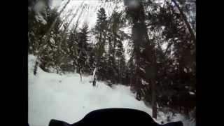 8. First GoPro Ride Polaris Switchback 600