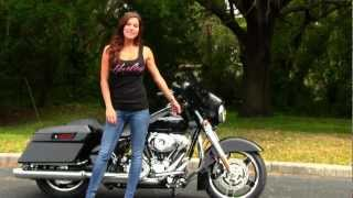 10. 2013 Harley Davidson FLHX Street Glide Motorcycle for sale - call Price & Review