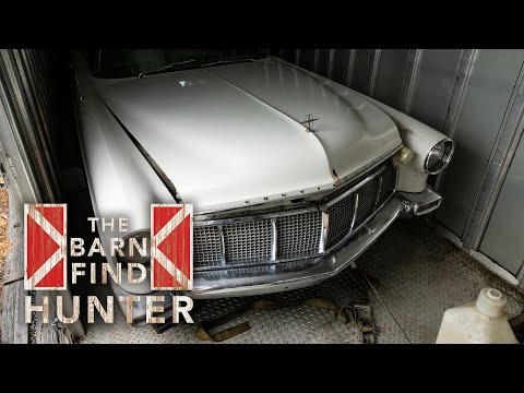 Barn Find Hunter | Lincoln Continental with Elvis Presley Connection - Ep. 2