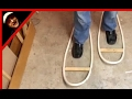 Making Snow Shoes | How To Shape PVC Pipe