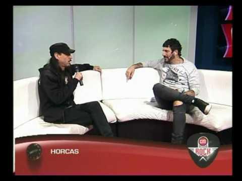 Horcas video Entrevista CM Rock - Julio - 2016