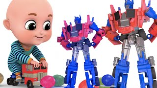 Video Surprise Eggs | Transformers Robot Truck Toy for Kids | Surprise Egg Videos from jugnu Kids MP3, 3GP, MP4, WEBM, AVI, FLV Juli 2017