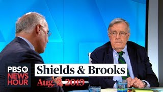 Video Shields and Brooks on Trump and race, Democrats' 2020 values MP3, 3GP, MP4, WEBM, AVI, FLV September 2019
