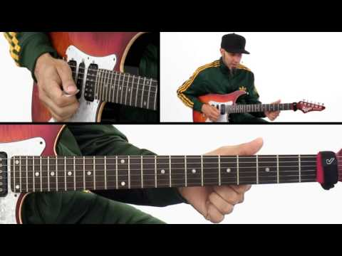guitar how to play triad