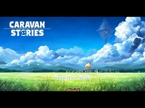 《卡拉邦 CARAVAN STORIES》手機遊戲玩法與攻略教學!