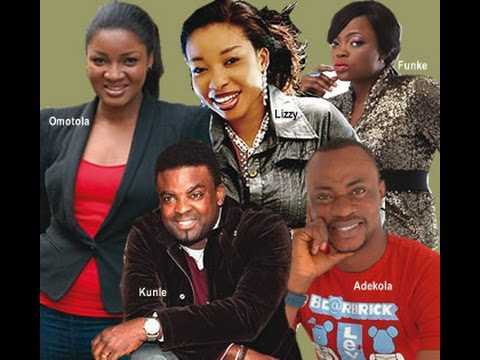 YORUBA ACTORS & ACTRESSES | Their Pics & Families