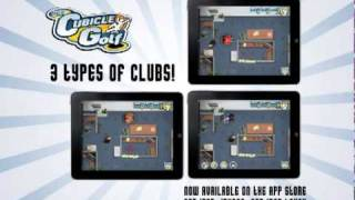 Cubicle Golf YouTube video