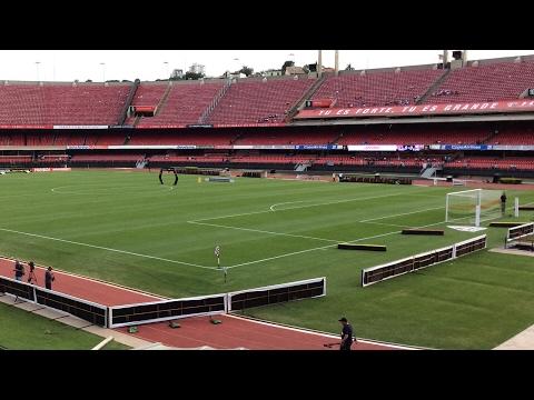 Morumbi ao vivo: São Paulo x Corinthians - Thời lượng: 22:26.