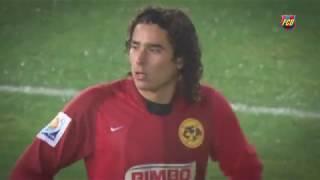 Rafael Marquez´ Treffer für den FC Barcelona