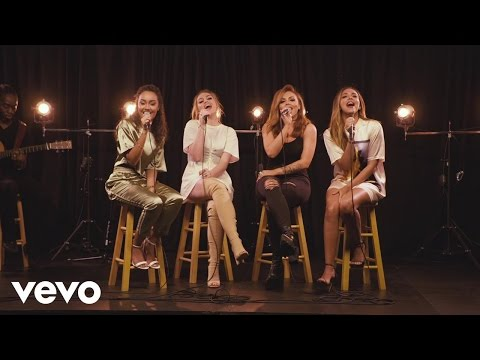 Little Mix - Shout Out to My Ex (live, unplugged, 2017)