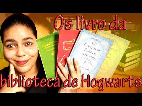 VEDA #20: Os Livros da biblioteca de Hogwarts