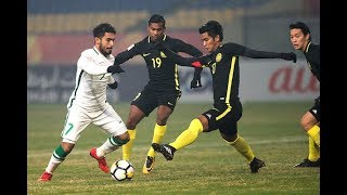 Video Saudi Arabia 0-1 Malaysia (AFC U23 Championship 2018: Group Stage) MP3, 3GP, MP4, WEBM, AVI, FLV Maret 2019