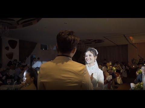 Cô dâu chú rể song ca Yes I do Cưới nhau đi lãng mạn - Nguyễn Ngọc Tài và Kiều My
