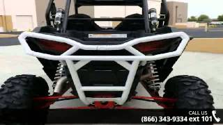 2. 2014 Polaris RZR XP 1000 EPS White Lightning LE  - RideNo...