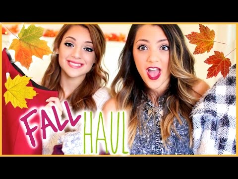 haul - THUMBS UP if you heart HAULS! Let's get to 17000 likes?! Subscribe for more Niki and Gabi ♡ Comment of what you'd like to see next! Open for more info :) Recents: Elsa and Anna Halloween...