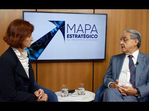Avanço do Brasil depende de melhora da governança, diz presidente da CNI