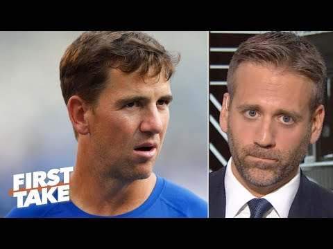 Video: Asking the Giants for a trade would tarnish Eli Manning's legacy – Max Kellerman | First Take