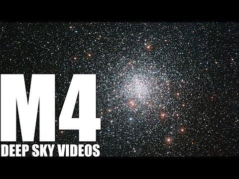 Weiße Zwerge im M4 - Deep Sky Videos
