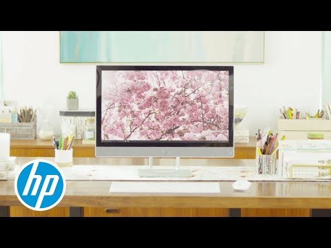 The New All-in-One PC | HP Pavilion | HP