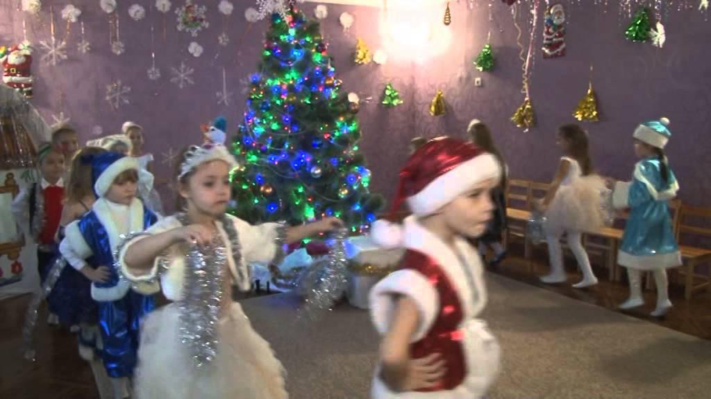 Новогодние подарки из Саратова для донецких детей