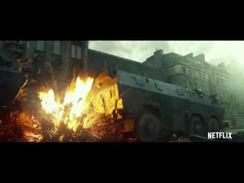 SPECTRAL Trailer 2016 Netflix Sci Fi Action Movie