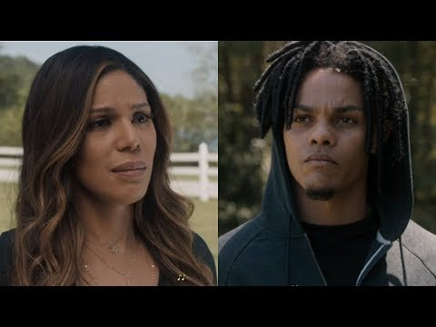 Greenleaf | Who Was The Young Man That Appeared At Faith's Grave?
