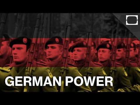 germany - Subscribe! http://bitly.com/1iLOHml Germany is Europe's largest economy, but many claim it's weakening and on the brink of a recession. What impact is this e...