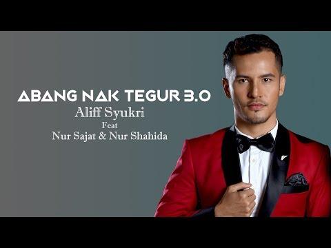 Abang Nak Tegur 3.0 - Aliff Syukri feat Sajat & Shahida (Official Music Video)
