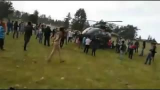 ساكنة تلاوراق تستقبل وزير الداخلية باحتجاجات عارمة