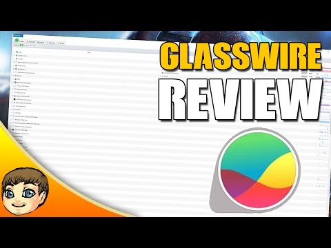 BEST FIREWALL.... EVER?! // GlassWire Review - Personal Security & Privacy Monitoring