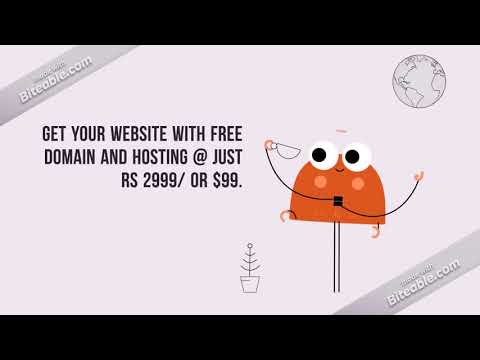 Cheap Web Design Company in India, Website @ Rs 2999/ or $99 with Free Domain & Hosting - FODUU