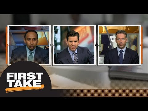 First Take debates: Are we too obsessed with LeBron James | First Take | ESPN