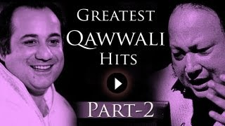 Video Greatest Qawwali Hits Songs - Part 2 - Nusrat Fateh Ali Khan - Rahat Fateh Ali Khan MP3, 3GP, MP4, WEBM, AVI, FLV Agustus 2018