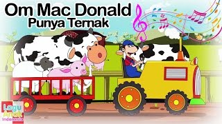 Video Om Mac Donald Punya Ternak ( Old Mac Donald had a farm )  | Lagu Anak Indonesia MP3, 3GP, MP4, WEBM, AVI, FLV September 2018