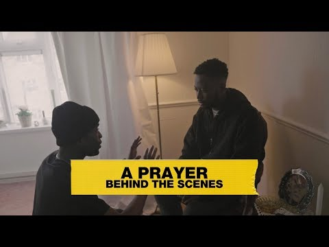 JNR. WILLIAMS - A Prayer (Behind The Scenes) Directed by IGGY LDN