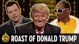 Video The Harshest Burns from the Roast of Donald Trump MP3, 3GP, MP4, WEBM, AVI, FLV September 2019