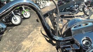 9. 623681   2005 Harley Davidson Road King Custom FLHRSI
