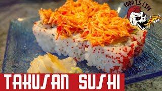 Sushi Buffet Heaven at Takusan Sushi in Brookline
