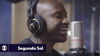 image of Segundo Sol: Thiaguinho canta 'Beleza Rara'